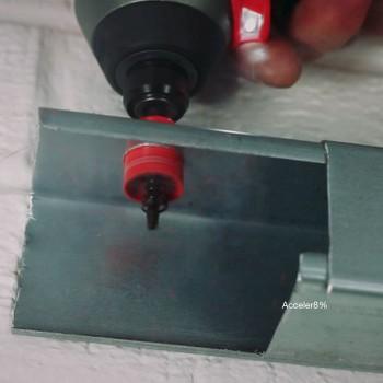 16 Piece Twister Drilling Set