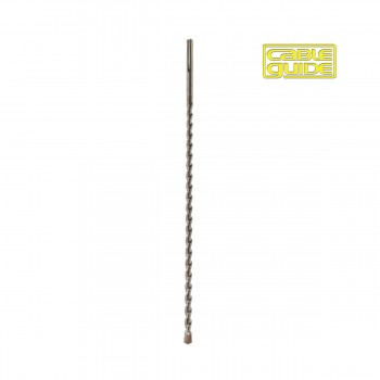 10mm x 400mm Cable Guide Drill Bit