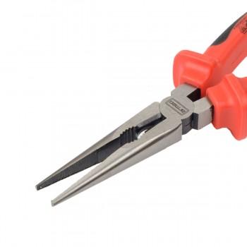 200mm VDE Long Nose Combination Pliers