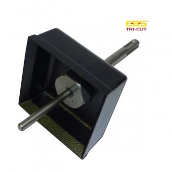 Square Cutter c/w SDS Plus Drive Adaptor