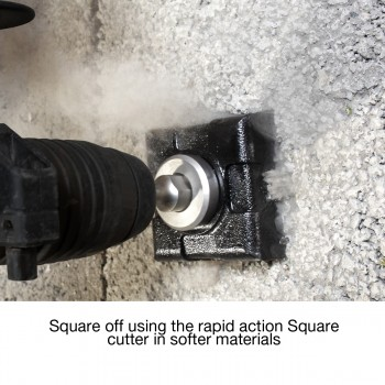 Tri-Cut Single Box Sinking Set