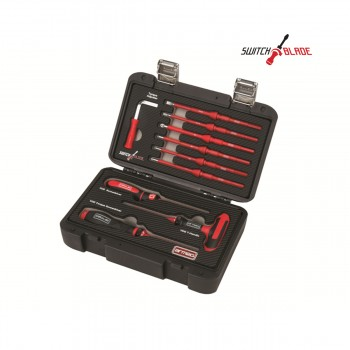 13 Piece Fully Loaded VDE Adjustable Torque Screwdriver