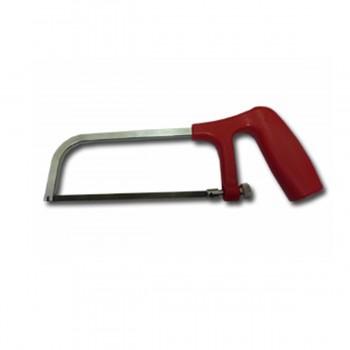 "6"" Mini Hacksaw & Spare Blades"