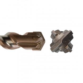 SDS Max Hammer Drill Bits - Cross Head