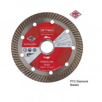 Tile Cutting Blades & Accessories