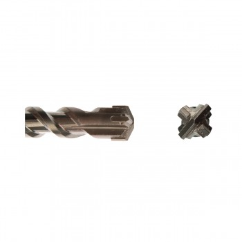Qfds SDS Plus Hammer Drill Bits - Cross Head