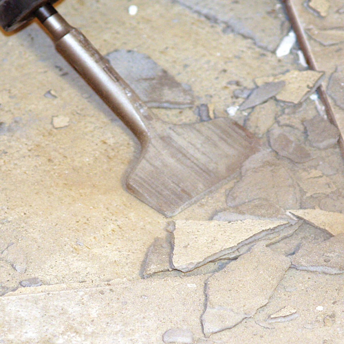 Tile Removing Chisel