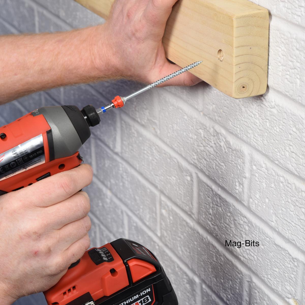 14 Piece Twister Drill-Drive Set